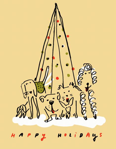 Leash Tree