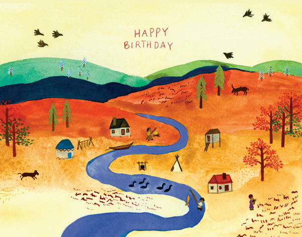 River Village Birthday