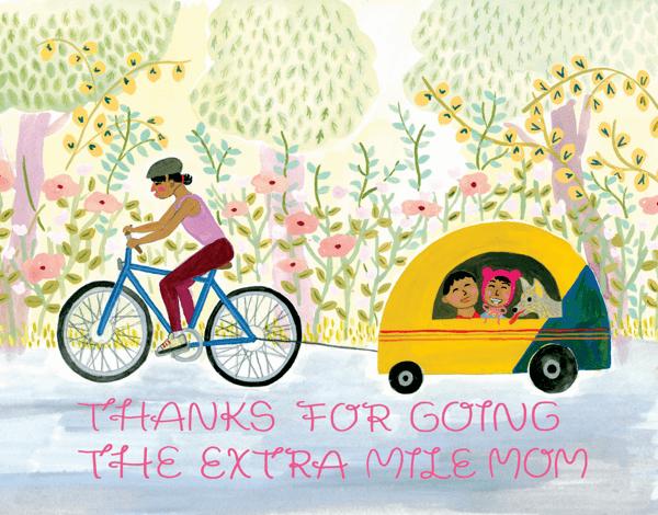 Biking Mom