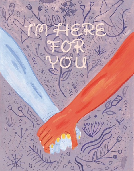 Here For You