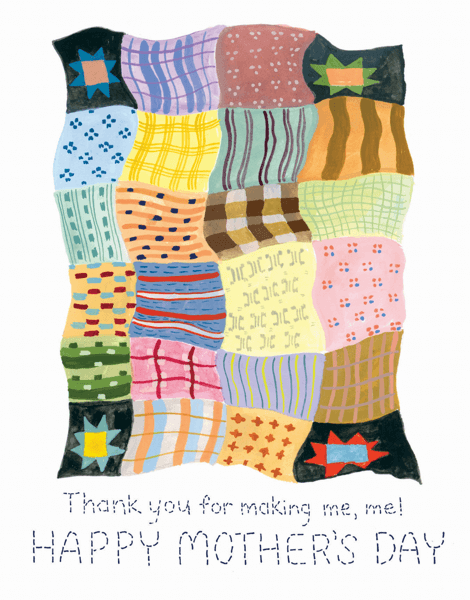 Mother's Day Quilt