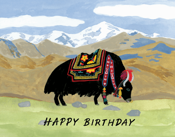 Yak Birthday
