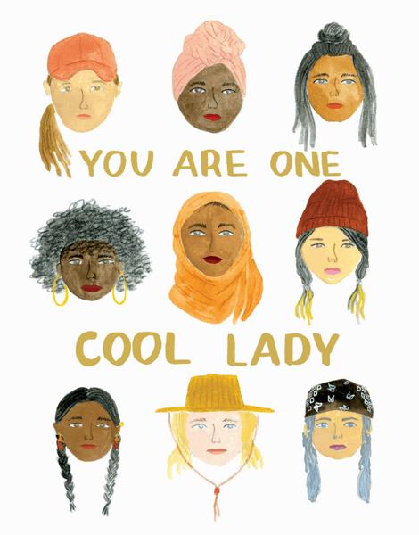 Cool Ladies