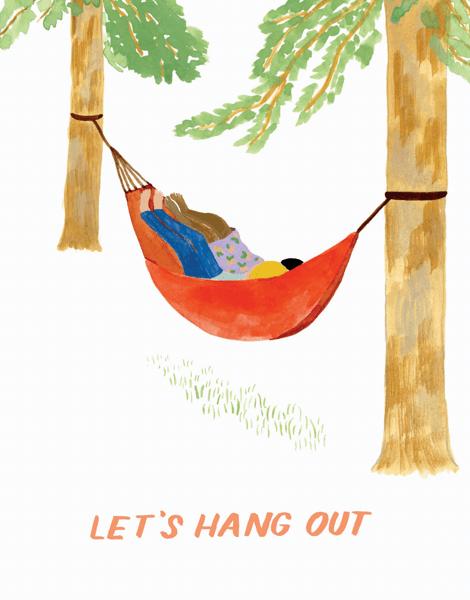 Hammock Hang Out