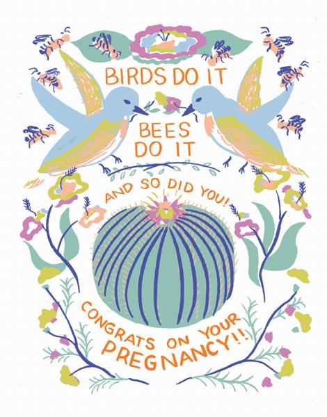Birds Do It