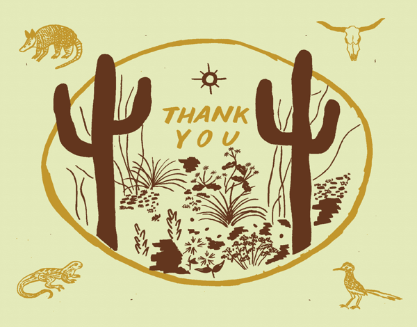 Sonoran Thank You