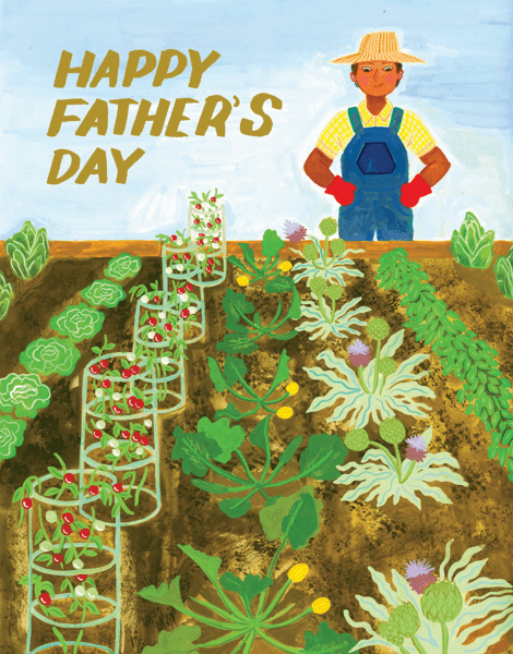 Father's Day Garden