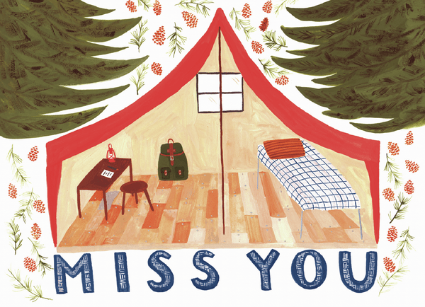 Miss You Tent