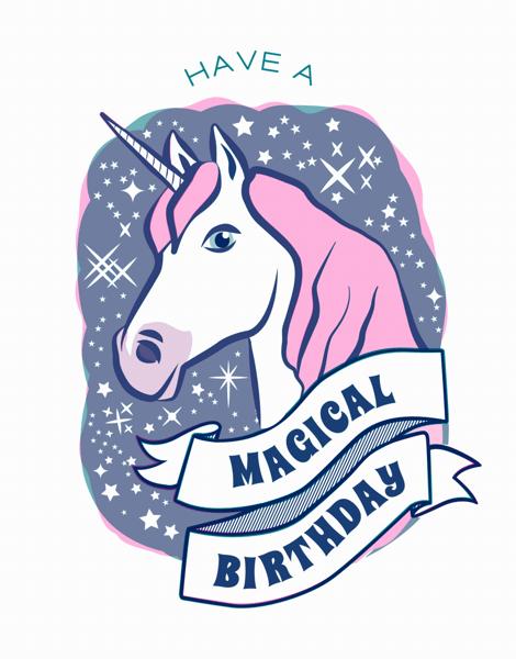 Magical Birthday