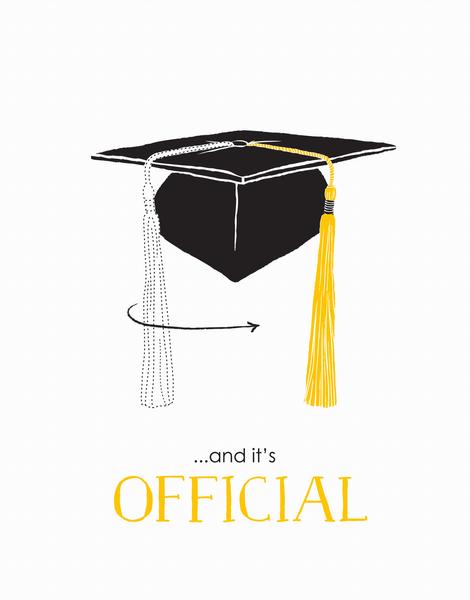 Graduation Official