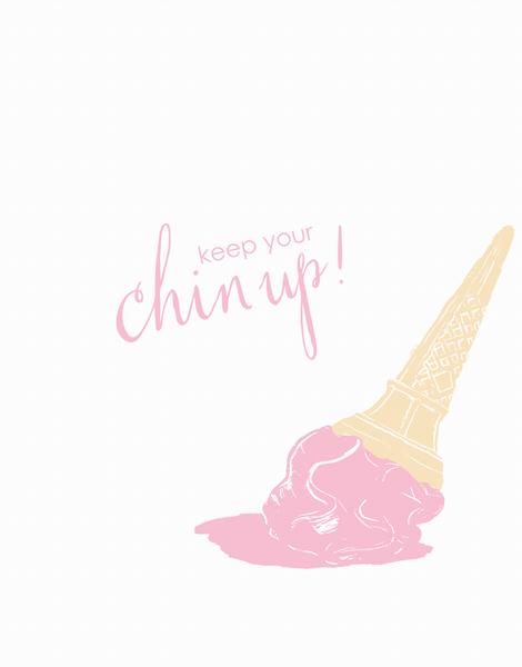 Ice Cream Encouragement