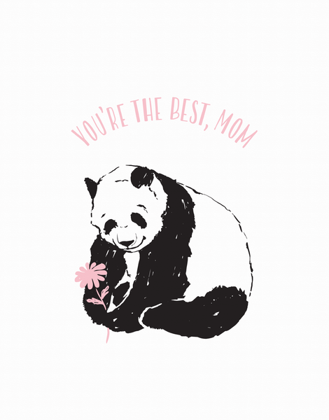 Panda Mother's Day