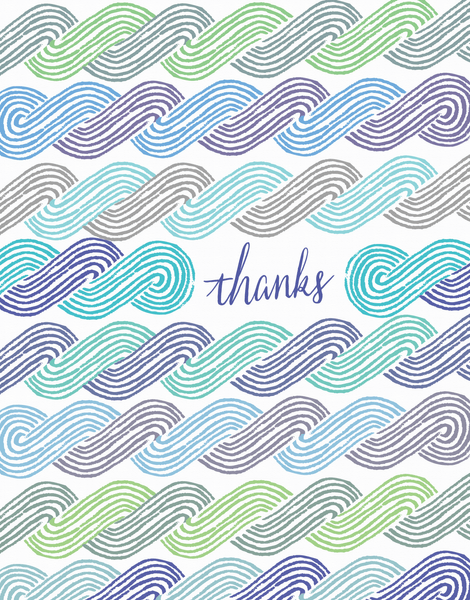 Waves Thank You