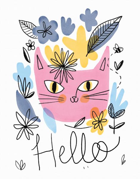Hello Cat
