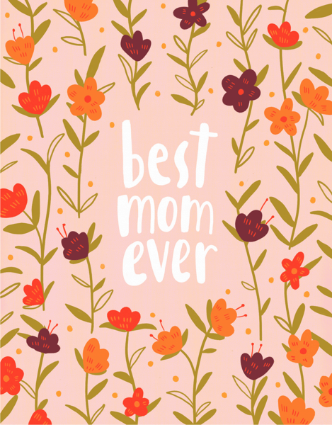 Best Mom Ever Flowers
