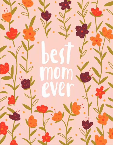 Best Mom Ever Flowers