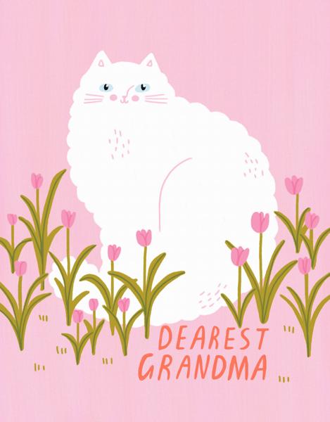 Dearest Grandma