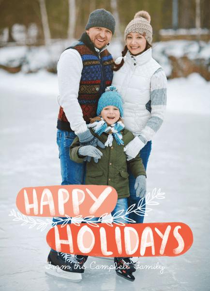Artsy Holiday Greetings