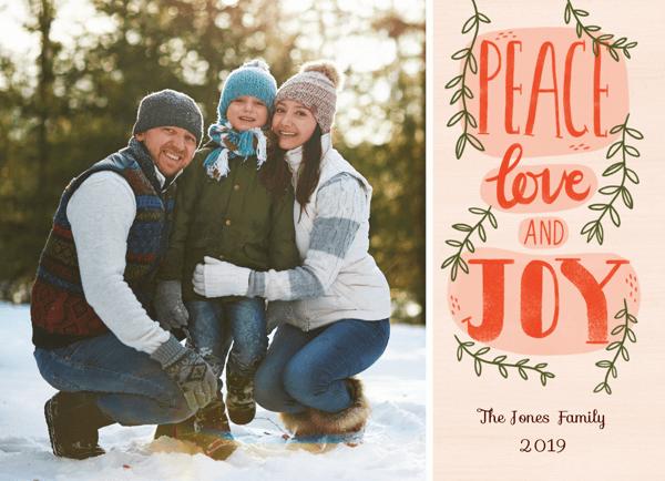 Peace Love And Joy