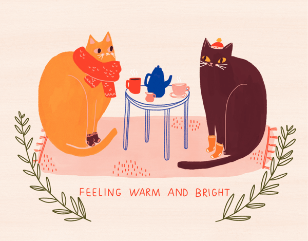 Warm And Bright