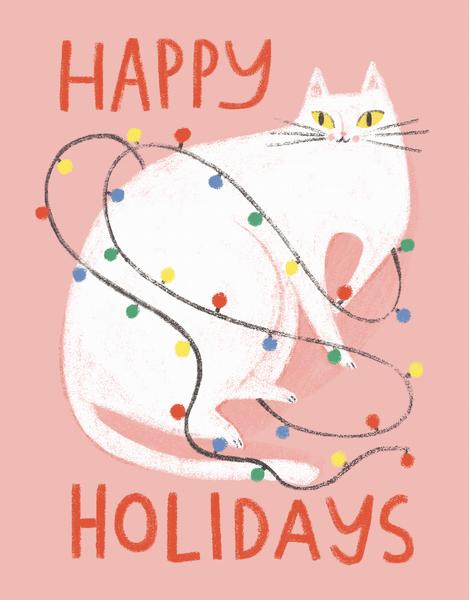 Festive Cat