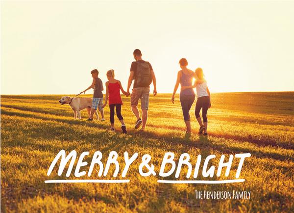 Merry & Bright Bold