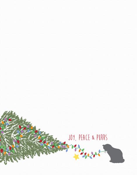 Holiday Cat