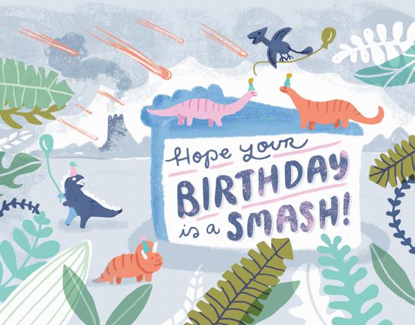 Birthday Smash