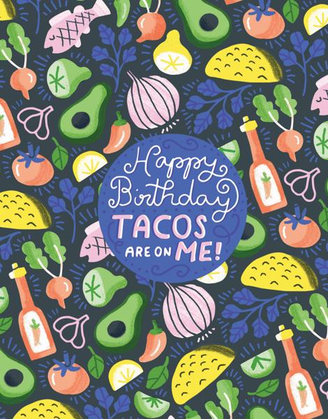 Birthday Tacos