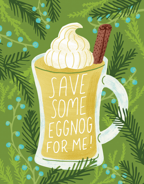 save-some-eggnog-for-me-card