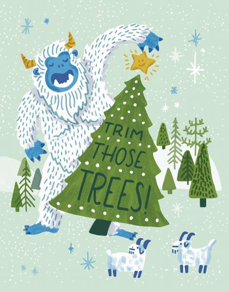 painted-christmas-tree-greeting-card