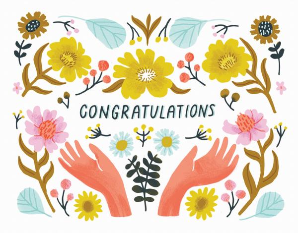 Congratulations Floral