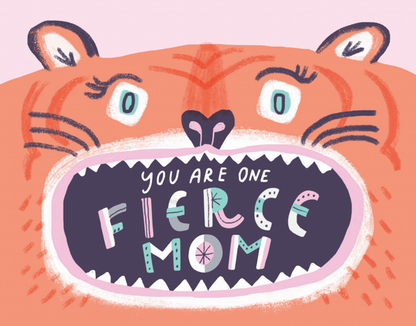 Fierce Mom
