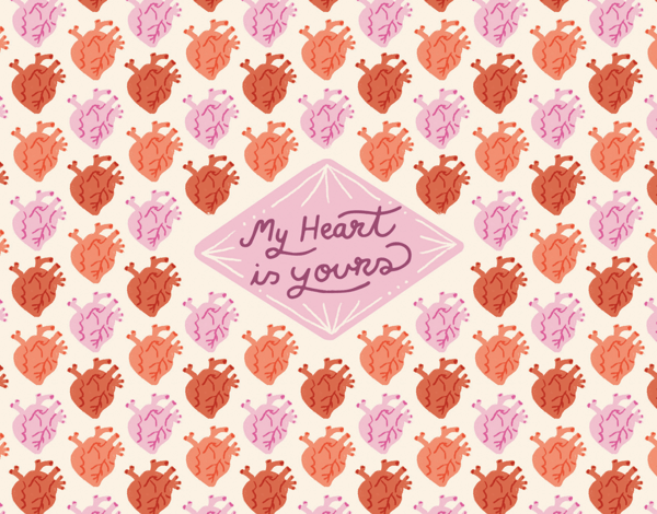 My Heart Is Yours