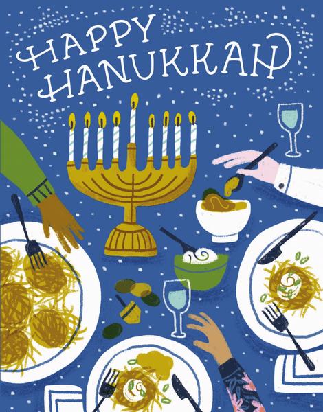 Hanukkah Gathering