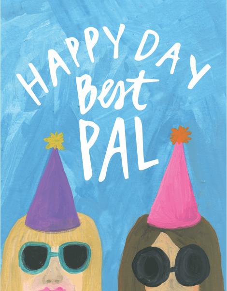 Best Pal Birthday