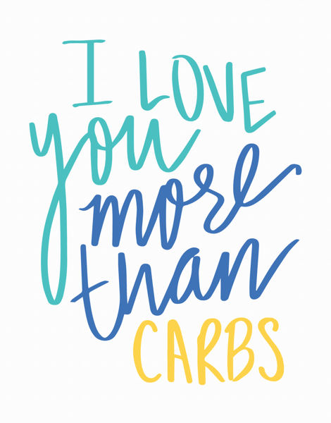More Than Carbs