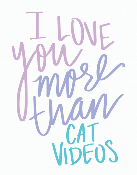 More Than Cat Videos