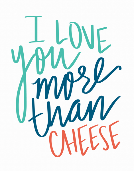 More Than Cheese