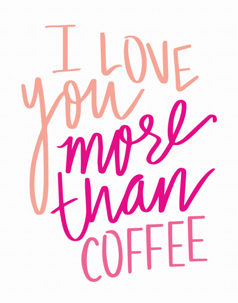 More Than Coffee