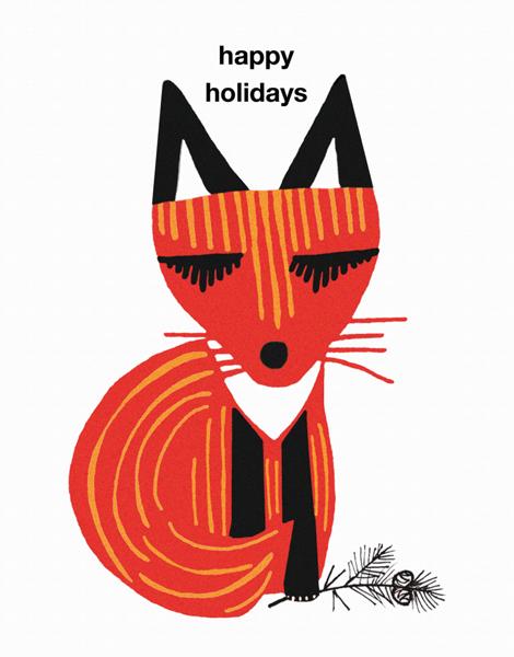Fox Holiday Greetings