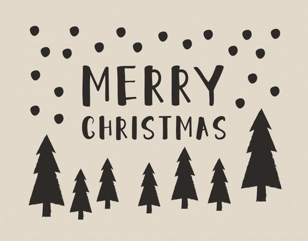 Merry Chritsmas Trees