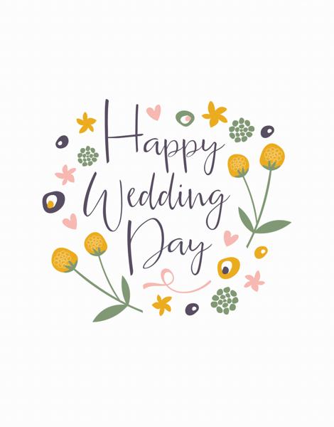 Wedding Day Floral