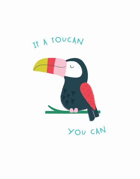 If A Toucan