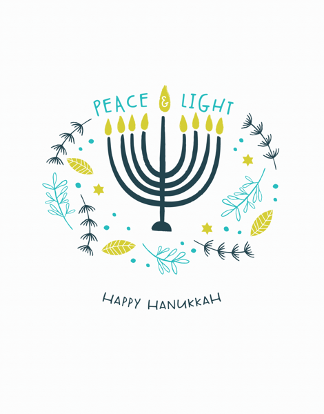 Peace And Light