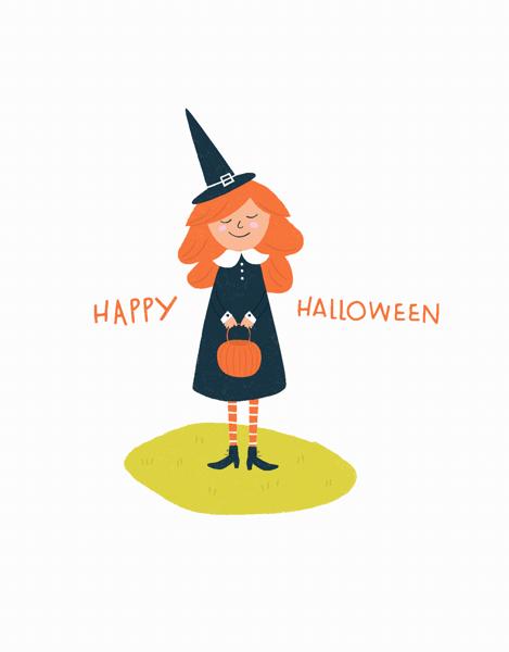 Cute Witch