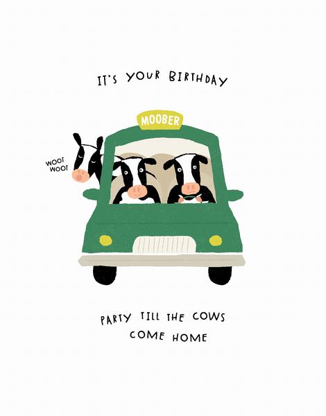 Party Cows