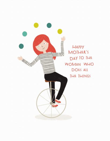 Juggling Mom