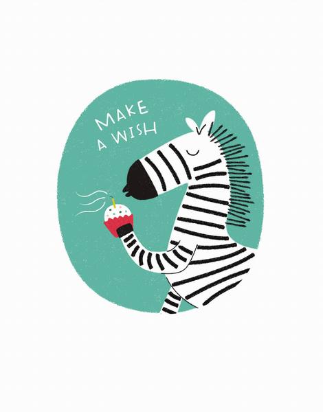 Zebra Wish