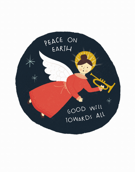 Peace Angel